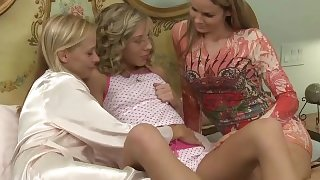 GirlfriendsFilms Chastity seduced By Friends Mom
